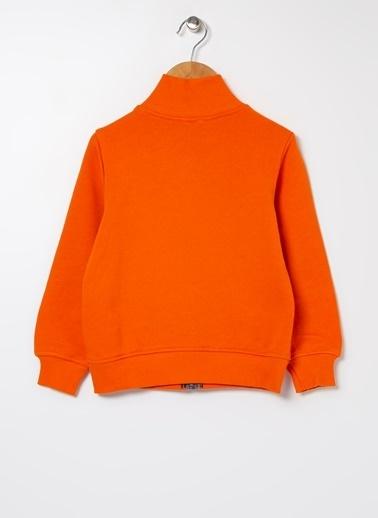 Benetton Sweatshirt Oranj